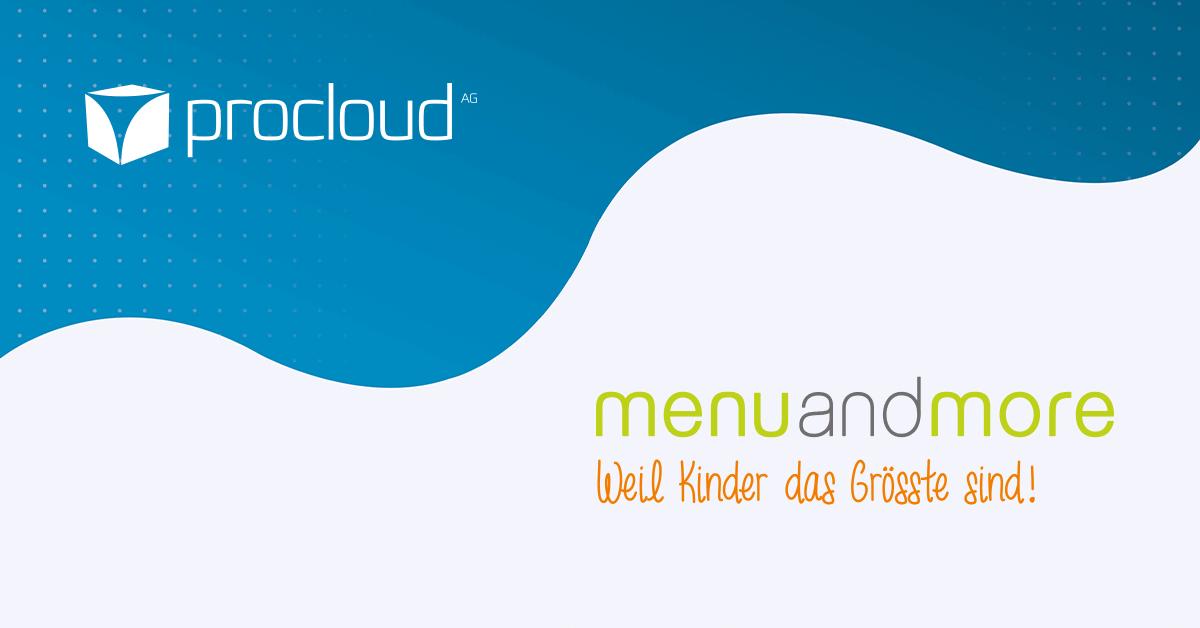 Menu and More AG als Referenz der ProCloud AG